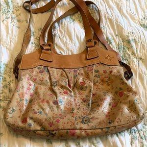 Patricia Nash satchel purse